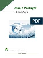 Guia de apoio - trabalhar em Portugal