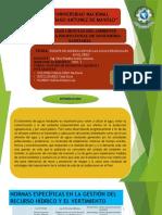 Fuentes de generacion de AARR en el PERU