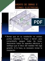 REGLAMENTO DE OBRAS E INSTALCIONES ELECTRICAS