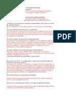 CUESTIONARIO DE GARANTIAS INDIVIDUALES