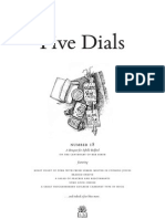 Five Dials Numb.18
