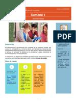Curso-Virtual Semana-1 Guía de Aprendizaje Semana 1 CS