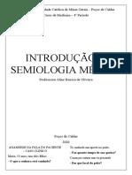 Aulas Semiologia Médica