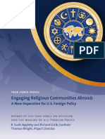 2010 Religion Task Force_Chicago Report