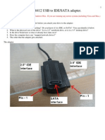 Inland Data Transfer Cable