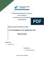 Rapport Benhsain outils de conception
