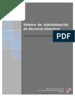 Sistema de Administración de Recursos Humanos