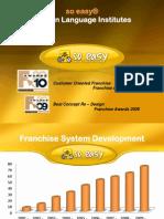 So Easy International Franchise Presentation
