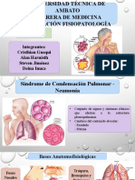 Fisiopatología de La Neumonía