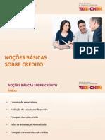 Aula 6 - MATERIAL DE APOIO_Noções Básicas sobre Crédito_28out15