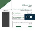 Modelo Planilha Formulário de Romaneio