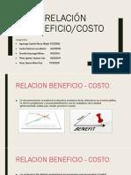 Expo. Relacion B-C de Ing.EyF