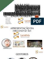 Análise Institucional No Contexto Industrial Finalizado
