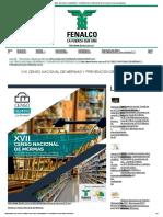 Xvii Censo Nacional de Mermas y Prevención de Pérdidas 2019 _ Fenalco Presidencia Nacional