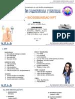 Práctica 14 - Epp - Bioseguridad Npt