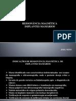 Implantes Mamarios RM