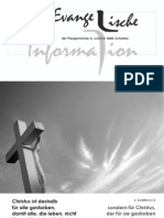 Evangelische Information April 2011