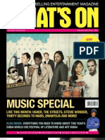 What's On | March 2011