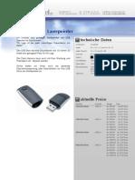 USB Stick mit Laserpointer