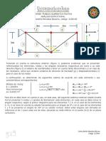 análisis en NX por elementos finitos