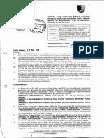 Aprueba Bases Licitación Pública 16 2020