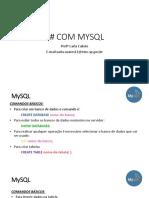 Aula conexao com Mysql 1-login