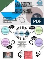 Mapa Mental Esquizofrenia