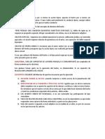 CLASES DE AUTORIA, resumen