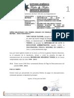 INGRESO BOLETAS DE PAGO DE REMUNERACIONES MAXIMILIANO MELENDEZ TORRES