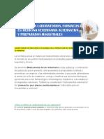LABORATORIOS RECONOCIDOS EN COLOMBIA EN LA PRODUCCION DE FARMACOS EN MEDICINA VETERINARIA