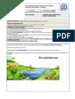 Guia 8 Sexto Caracteristicas Biologicas de Los Seres Vivos 2 de Junio 2021
