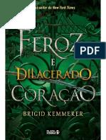 Feroz e Dilacerado Coracao (Cur - Brigid Kemmerer