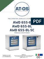 214202805 - AWD655-8_Manuale Service_ITA_rev.00