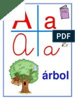 Alfabeto Para Imprmir Pared Final