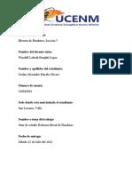 Guía de estudio Reforma liberal de Honduras.