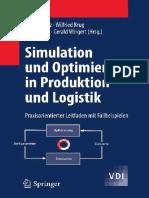 1marz l Krug w Rose o Weigert g Hrsg Simulation Und Optimieru