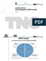 20110217 Arnout de Vries - User Empowerment en Participatie Strategieen