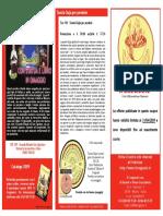 Volantino Mailing Aprile 2009