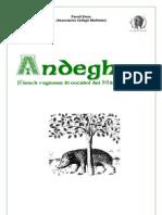 ANDEGHEE (biancospino) dizionario milanese antico