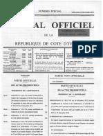 2015-Ord Formulaire Unique de déclaration des Impôts