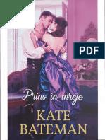 Kate Bateman Seria Burlacii Din Bow Street Vol 2 Prins in Mreje