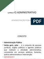 Slides Administrativo