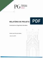 António Santos - Gestão e Controlo de Recursos Escolares