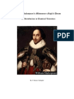 Insight of Shakespeare for Classical Literature