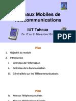 Reseaux Mobiles L3 MIR 17122018