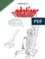 13. fondations