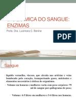 BIOQUÍMICA DO SANGUE - ENZIMAS (1)