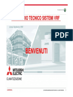Seminario Tecnico VRF Mitsubishi Electric