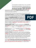 PROMESA DE COMPRAVETA DE DERECHOS HERENCIALES A TITULO UNIVERSAL