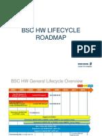 BSC HW Lifecycle Roadmap (Ago07)